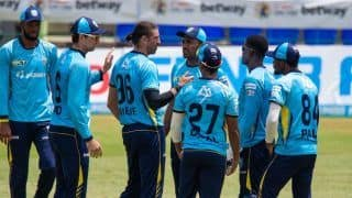 BR vs SLK Dream11 Team Predictions, Fantasy Cricket Hints Caribbean Premier League: Captain, Probable XIs For Today's Barbados Royals vs St Lucia Kings at Warner Park at 07:30 PM IST September 12