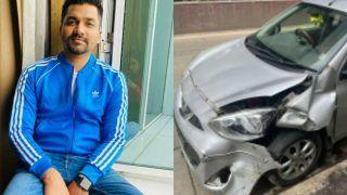 Taarak Mehta Ka Ooltah Chashmah फेम इस एक्टर के कार का हुआ एक्सीडेंट, ऑटो की चपेट में आए...बाल-बाल बचे