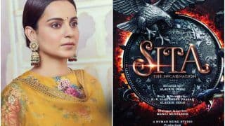Kangana Ranaut to Play Sita in 'The Incarnation-SITA' After Thalaivii; Dhaakad And Tejas Also in Pipeline