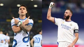 Inter Milan vs Real Madrid Match Highlights Champions League Match Updates: INT 0-1 RMA, Rodrygo's Late Goal Seals Game For Madrid