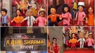 The Kapil Sharma Show Themed Ganesh Pandal In Chhattisgarh Is The Cutest Of All, Comedian Says 'Wow' | Watch