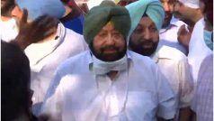 पंजाब: इस्तीफे के बाद अमरिंदर सिंह ने कहा- कांग्रेस जिसे चाहे बना ले सीएम, मैं अभी नहीं करूंगा स्वीकार