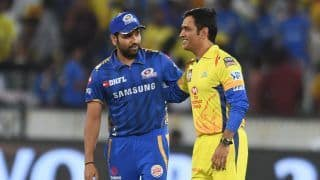 IPL 2021: Chennai Super Kings to Bat First After Winning Toss, Rohit Sharma Sits Out