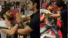 Riteish Deshmukh का जिम ट्रेनर से हुआ 'पंगा', हार मानकर जोड़ लिए हाथ, बोले- मुझे जाने दो... VIDEO