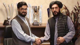 Taliban Sacks Afghanistan Cricket Board CEO Hamid Shinwari, Replaces Him With Naseeb Khan
