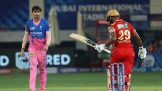 IPL 2021, PBKS vs RR: Kartik Tyagi's Last Over Heroics Script Incredible 2-Run Win For Rajasthan Royals Against Punjab Kings