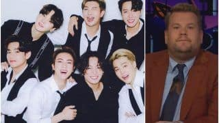 BTS ARMY Slams James Corden After He 'Disrespects' K-Pop Group and Its Fans, Calling Them 'Unusual' | View Tweets