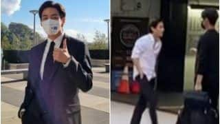 BTS V Sparks Debate With His COVID Speech at UNGA, Netizens Dig Out Video of Him Not Wearing Mask