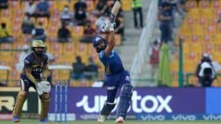 IPL 2021 MI vs KKR: Rohit Sharma Creates Another Record, Becomes First Player to Score 1000 Runs Against a Team
