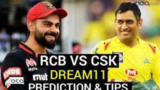 BLR vs CSK Dream11 Team Prediction, Fantasy Hints VIVO IPL 2021 Match 35: Royal Challengers Bangalore vs Chennai Super Kings Captain, Vice-Captain, Playing 11s For Today's IPL Match at Sharjah Cricket Stadium 7.30 PM IST September 24 Friday