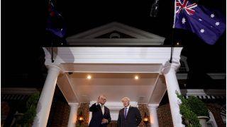 Ahead of Ashes, British PM Boris Johnson Raises Travel Concerns With Scott Morrison