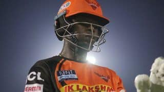 IPL 2021: Sunrisers Hyderabad's Sherfane Rutherford to Leave Bio-Bubble After Father's Demise