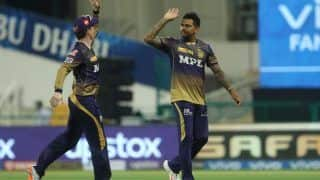 IPL 2021 Points Table After MI vs KKR: Kolkata Knight Riders Jumps to Fourth Spot After Win Over Mumbai Indians; Dhawan Leads Orange Cap Race