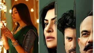 Sushmita Sen's Aarya Nominated For Best Drama Series At International Emmy Awards, Actor Shares Excitement