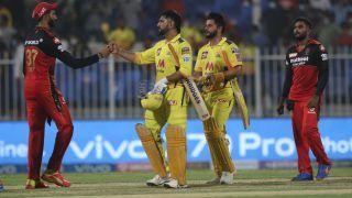 IPL 2021: MS Dhoni's CSK Humble Virat Kohli's RCB With All-Round Show, Claim Top Spot