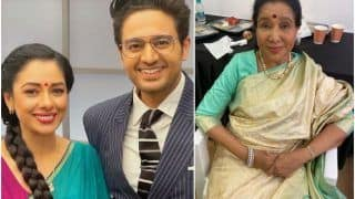 Anupamaa: Asha Bhosle Shares Her 'Strong Views' On Rupali Ganguly Starrer Show, Calls It 'Need Of Hour'