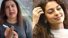 Juhi Chawla को Farah Khan से मिलता था 'थप्पड़', सेट पर ही चिल्लाने लग जाती थीं कोरियोग्राफर