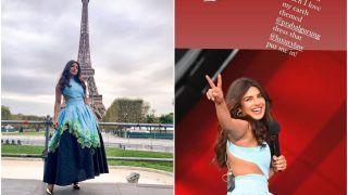 Priyanka Chopra Looks Dreamy in Earth Themed Prabal Gurung Ensemble at Global Citizen Live in Paris