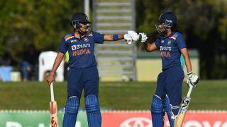 3rd ODI: Yastika Bhatia, Shafali Verma Fifties Guide India Women to Narrow 2-Wicket Win Over Australia, End Their 26-ODI Winning Streak