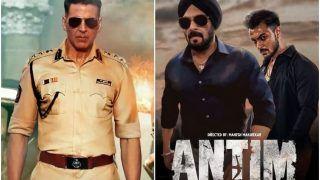 Akshay Kumar's Sooryavanshi vs Salman Khan's Antim: Mahesh Manjrekar Speaks on Possible Box Office Clash This Diwali
