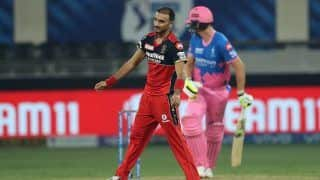 IPL 2021 Points Table After RR vs RCB: Royal Challengers Bangalore Consolidate No.3 Spot; Harshal Patel Swells Lead in Purple Cap Race