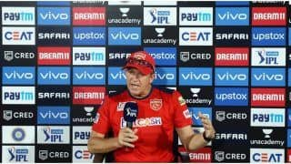 IPL 2021: There's Still Lot to Play For Believes PBKS Assistant Coach Andy Flower