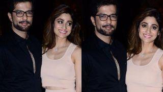 Raqesh Bapat And Shamita Shetty Enjoy Date Night at Mumbai's Restaurant After Bigg Boss OTT, See Pics
