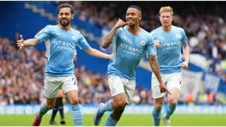 EPL 2021-22: Chelsea go Down to Manchester City With Gabriel Jesus's Second-Half Strike
