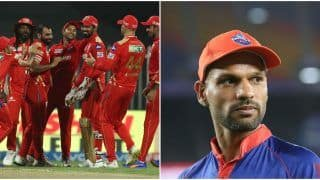 IPL 2021 Points Table After SRH vs PBKS: DC Reclaim No. 1 Spot After Win Over RR; Dhawan Swells Lead in Orange Cap Race