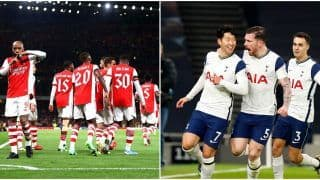 Arsenal vs Tottenham Live Streaming EPL 2021-22 Telecast in India: Preview, Predicted XIs – Where to Watch ARS vs TOT Live Stream Football Match Online, Prediction And Tips