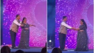 Union Minister Prahlad Joshi Dances to Kannada Song With His Wife at Daughter's Wedding   Watch