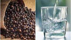 Kali Mirch Ke Sath Garam Pani Ke Fayde: सुबह के समय गर्म पानी के साथ करें काली मिर्च का सेवन, आज से ही कर दें शुरू