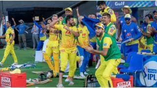 IPL 2021: Chennai Super Kings Win Last Ball Thriller Against Kolkata Knight Riders to Move to up to No. 1 Position