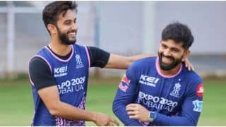 IPL 2021: RR' Manan Vohra Wants 'Lazy' Mayank Markande to Improve His Work Ethics