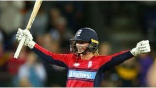 Danni Wyatt's Unbeaten Half Century Guides England to 13-Run Win Against New Zealand