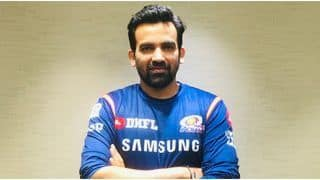 IPL 2021: Zaheer Khan Reacts After MI Lose to RCB, Reckons Middle-Order Misfiring is The Problem