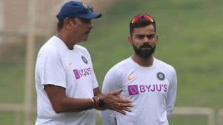 Virat Kohli Hails Coach Ravi Shastri, Says 'Experiences Have Been Priceless For us And They Continue To Be'