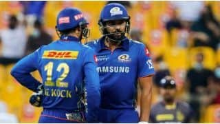 Rohit Sharma Losing Patience With Batters, Says They Are 'Letting us Down Consistently'