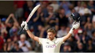 England Test Captain Joe Root Voted ICC Men's Player of The Month For August