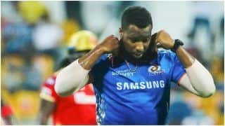 T20 World Cup is Irrelevant For Now, We're Playing The IPL: Kieron Pollard