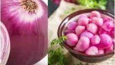 Sirke Wali Pyaaz Ke Fayde: जी भरकर खाएं रेस्टोरेंट की सिरके वाली प्याज, आपकी हेल्थ के लिए होती है बेहत फायदेमंद, जानें कैसे