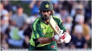 Muhammad Hafeez Out of National T20 After Contracting Dengue, Doubtful for T20 World Cup