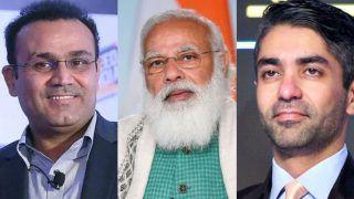 Tokyo Paralympics 2020: PM Narendra Modi, Shooter Abhinav Bindra, Cricketer Virender Sehwag Shower Praise on Indian Para Shooters
