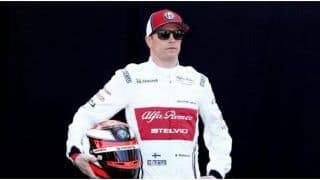 Kimi Raikkonen Out of Dutch GP After Testing Positive for COVID-19
