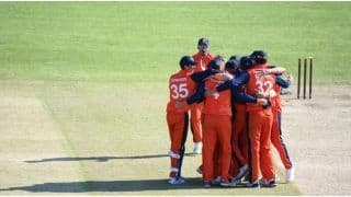Netherlands Name 15-Member Squad For ICC T20 World Cup