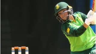 SA vs WI: Mognon Du Preez Helped South Africa To Clinch The ODI Series Against West Indies