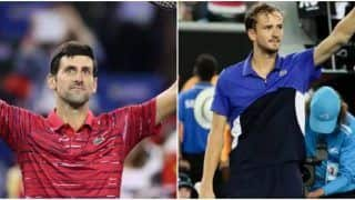 Novak Djokovic vs Daniil Medvedev Live Streaming US Open Final: When And Where to Watch US Open 2021 Live Stream Tennis Online and on TV