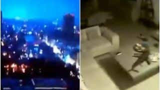 Videos Show Buildings Swaying, Power Outages in Mexico After Massive Quake; Tsunami Alert Sounded | WATCH