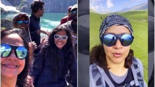 Actor Jyothika Shares Exciting Vlog of Her Latest Himalayan Trekking | Watch