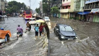 Ceiling Falls on Patient in Telangana Hospital's ICU Ward Amid Heavy Rains